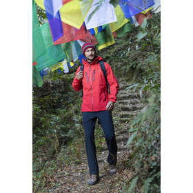 Sherpa Lithang Jas Heren rood